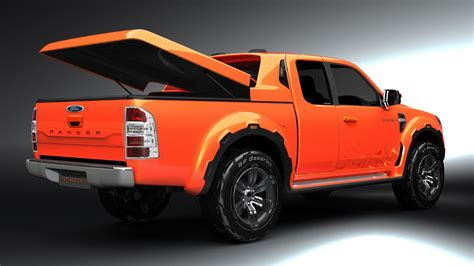 concept ranger 2009 ford ranger max concept pictures news research