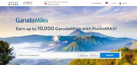 Agoda Garudamiles | agoda pointsmax multiply your miles and points