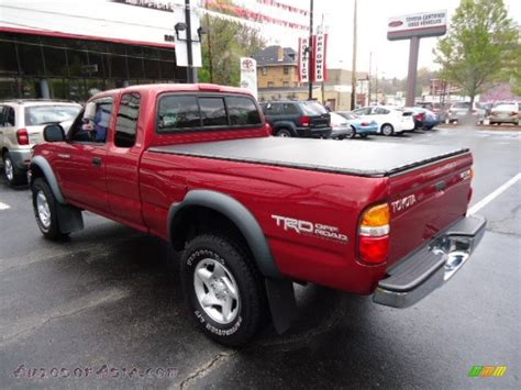 2001 Toyota Tacoma 4x4 2001 Toyota Tacoma Trd Xtracab 4x4 In Impulse Pearl