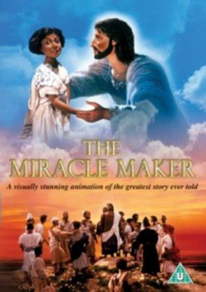 Miracle The Free The Miracle Maker Dvd 9780564042852 Free Delivery Co Uk