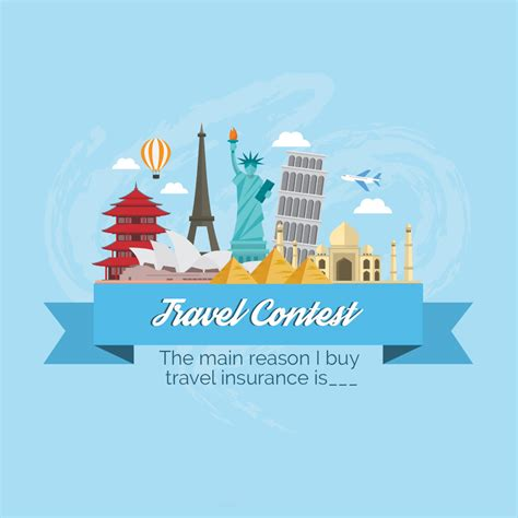 November Contest by Win One Of 3 20 Discounts In Globelink Travel Insurance