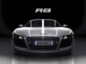 voitures et automobiles audi r8