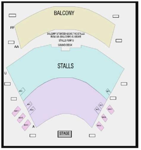 lyric theatre floor plan other entertainment 2 x tickets john edward psychic