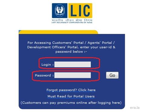 lic housing loan login page how to check lic policy status free report online crazypundit com