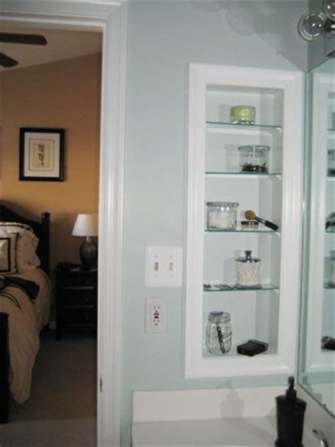 Bathroom Open Shelving Best 25 Recessed Medicine Cabinet Ideas Only On