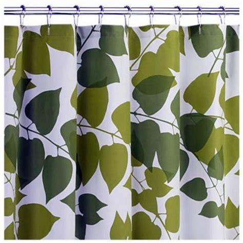Marimekko Curtain Fabric Ideas Marimekko Shower Curtain Fresh Colors And Patterns In The Bathroom Interior Design Ideas