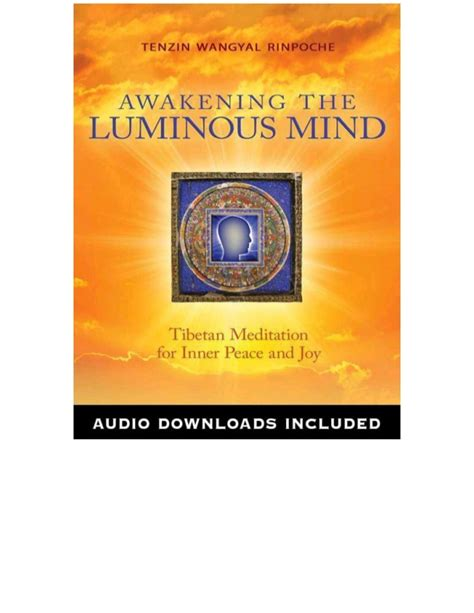 awakening the sacred tibetan yogas of breath and movement books awakening the luminous mind