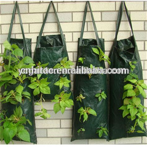 Jual Wall Planter Bag vertical hanging garden planter vertical garden wall