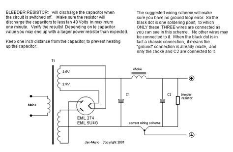 capacitor value rectifier beautiful emission labs eml 5u4 5u4g mesh rectifier ebay