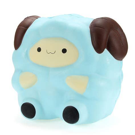 Squishy Kelinci Jumbo Soft Squishy Ori Packaging squishy jumbo sheep 13cm rising with packaging collection gift decor soft squeeze