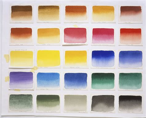tone color in the importance of tones and color values in paintings