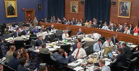 House Appropriations Committee by Appropriations Panels Approve Slew Of Bills Cuts To