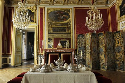 Dining Room Etiquette 2009 2010 xxist century over the centuries versailles 3d