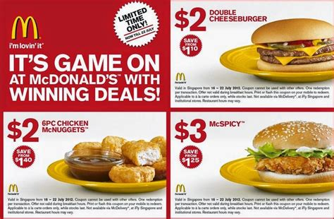 printable restaurant coupons august 2015 mcdonalds printable coupons august 2015 save 35 off