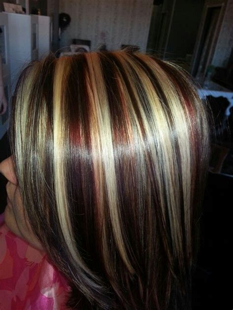 are chunky or thin highlights popular for 2015 45 best short layered haircuts for thin hair images on