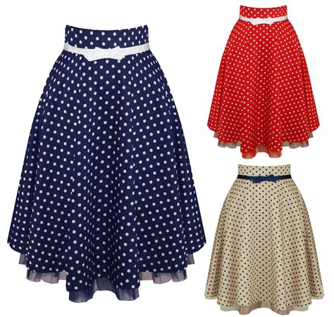50s swing skirt friday on my mind deanna polka dot vintage retro 40s 50s