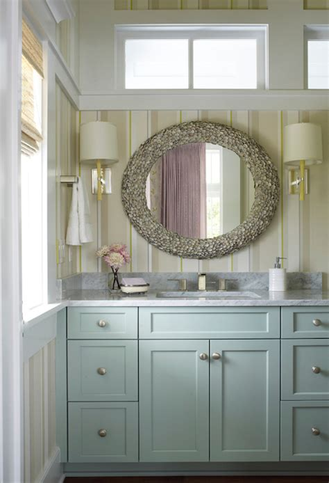 Coastal Vanity Mirrors Design Ideas