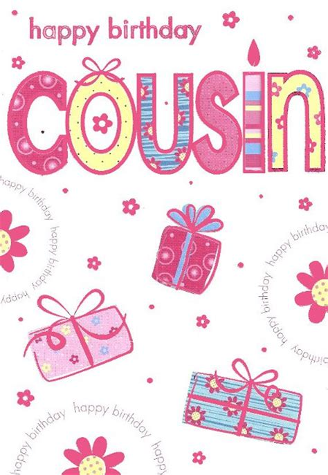 Cousin Birthday Wishes Quotes Happy Birthday Wishes For Cousin Page 11