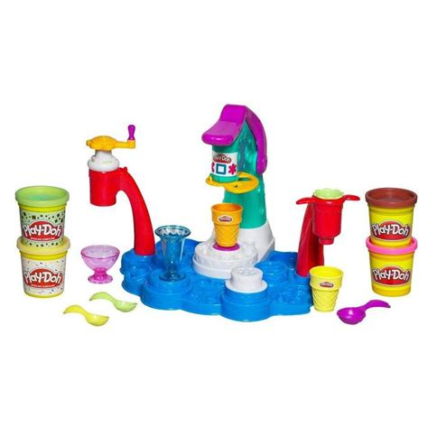 Play Doh Town Boy B5979 play doh sweet shoppe magic swirl shoppe playset