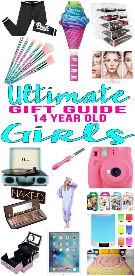 christmas gift for14 yearold girl best 25 birthday ideas on bday ideas sleepover shower