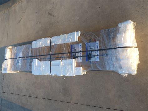 pareti fisse per doccia pareti fisse in cristallo per box doccia walk in 94 5 97 x