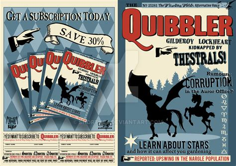 printable quibbler cover the quibbler by shortkey on deviantart