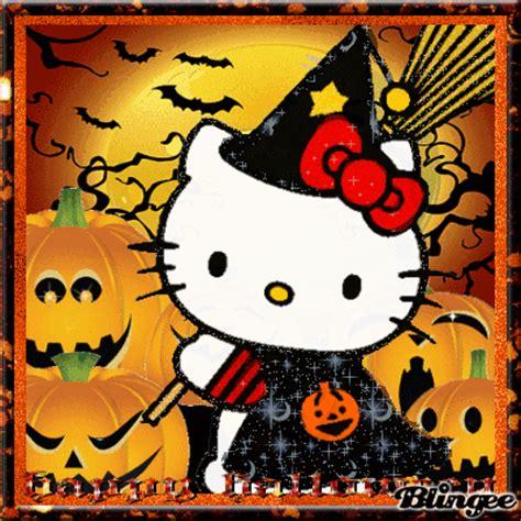 imagenes de halloween hello kitty hello kitty halloween gif find share on giphy