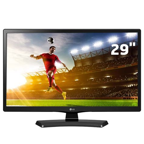 Monitor Tv Lg 29 tv monitor led 29 quot hd lg 29lh300b p conversor digital usb hdmi bivolt tv monitor no casasbahia