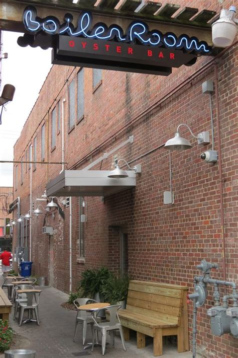 Boiler Room Oyster Bar by The Boiler Room Oyster Bar Kinston Is A Fresh