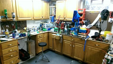 reloading bench forum cluttered reloading bench page 2 shooters forum
