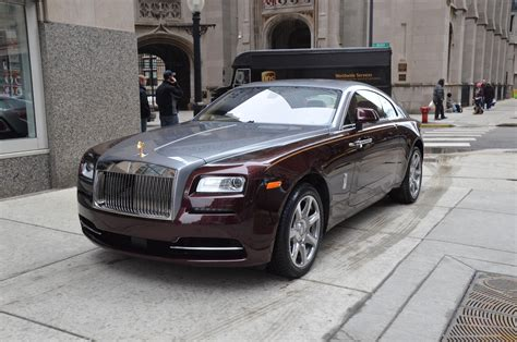 rolls royce gold and red 2014 rolls royce wraith stock r128 for sale near chicago