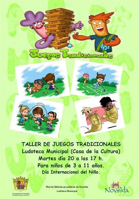 imagenes juegos infantiles tradicionales taller de juegos tradicionales en la ludoteca municipal