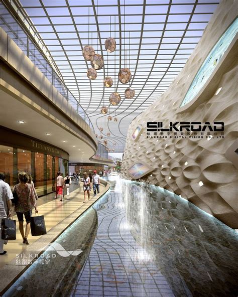 Interior Design For Shopping Mall by Top 25 Ideas About Shopping Mall Interior On