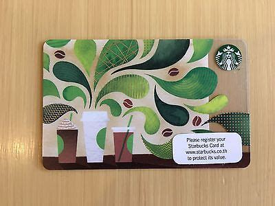 Thailand Gift Card - 2015 starbucks card thailand loy krathong festival special edition what s it worth