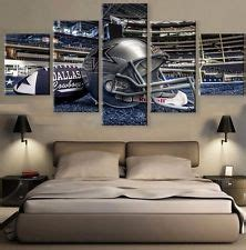 dallas cowboys home decor 5 panel dallas cowboys canvas prints painting wall art nfl