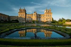 Homes Interiors And Living guided tour of blenheim palace period living