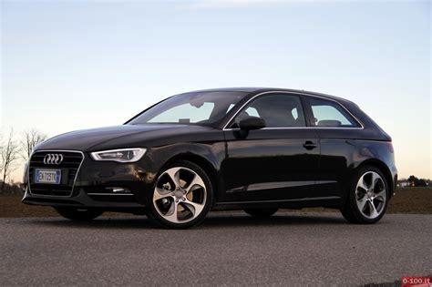 0 Audi A3 by Prova Su Strada Audi A3 2 0 Tdi 150 Cv Ambition 0 100