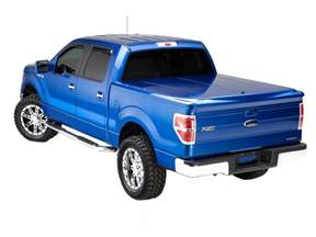 Tonneau Cover On F150 2009 2014 F150 Undercover Se Pre Painted Tonneau Cover
