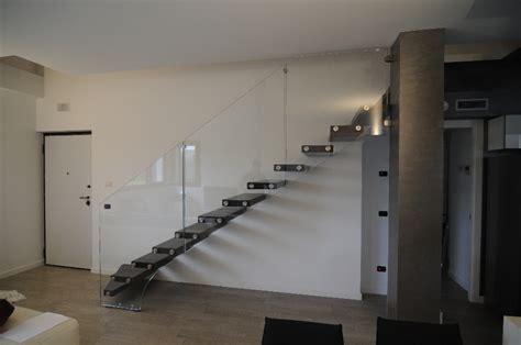 scale interne autoportanti scale a sbalzo scale autoportanti in legno ferro o
