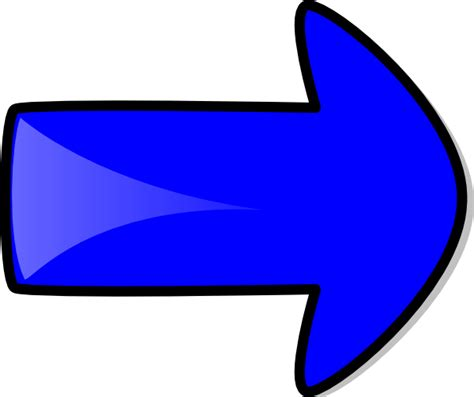arrow clipart right arrow clip at clker vector clip