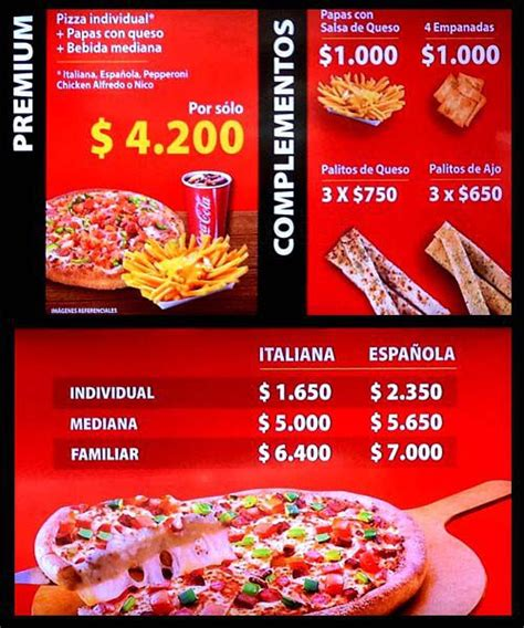 pizza hut pizza menu