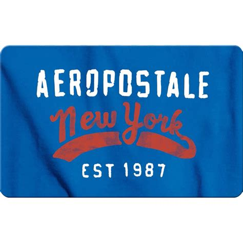 Aero Gift Card - aeropostale gift card shoes apparel gifts food