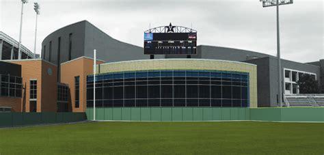 huntley high field house construction nearing end vanderbilt baseball renovations to focus on student