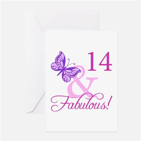 14th birthday card templates 14th birthday 14th birthday greeting cards