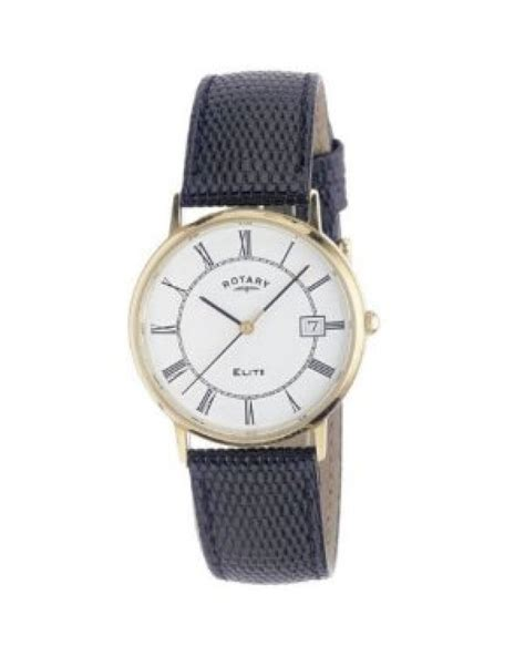 rotary gents 18ct gold gs11876 01