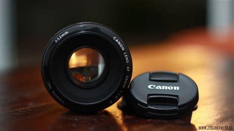 Lensa Canon Prime 50mm magelangkamera sewa rental kamera magelang
