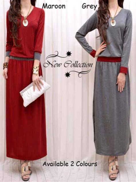 Busana Maxi Ayuka Di Obral model baju dress terbaru lengkap 12 pilihan
