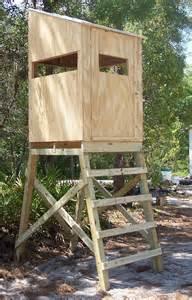 4x6 Deer Blind 4x6 Hunting Blind On Stand Elevated Tower Platform Deer