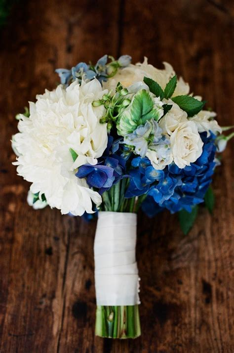 78  images about Blue Wedding Flowers on Pinterest