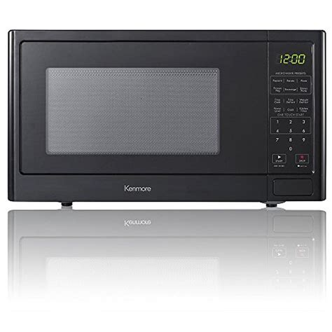 Kenmore Microwave Ovens Countertop by Kenmore 0 9 Cu Ft Countertop Microwave Oven Black